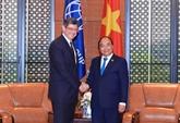 Le Premier ministre vietnamien reçoit le directeur général de la Banque mondiale