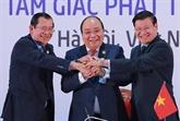 Sommet du Triangle de développement Cambodge-Laos-Vietnam