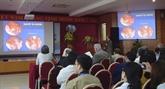 Le 6e Congrès franco-vietnamien de l'Amphore à Hanoï