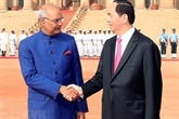 Les deux présidents affirment approndir les liens