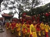 Le festival du printemps de Côn Son-Kiêp Bac débute