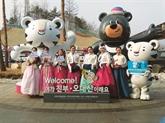 Les volontaires francophones des JO d'hiver de Pyeongchang