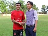 Football : une nouvelle génération d'entraîneurs pour le Vietnam.