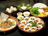 Bientôt le Festival international de la gastronomie de Huê 2018