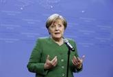 Angela Merkel reverse la valeur de son prix à une organisation des droits de la femme