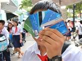 Accès aux cartes bancaires pour les enfants âgés à partir de 15 ans