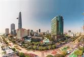 Succès de la rue florale Nguyên Huê à Hô Chi Minh-Ville