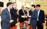 Hô Chi Minh-Ville et la France renforcent leur coopération dans le transport urbain