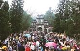 Le tourisme spirituel prisé en début d'année