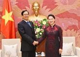 Le Myanmar souhaite copier les expériences vietnamiennes de réforme économique