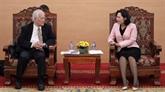 Le Vietnam salue les activités du groupe japonais Mitsubishi UFJ