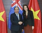 Le Vietnam et la Nouvelle-Zélande veulent intensifier les relations