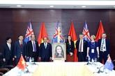Les relations Nouvelle-Zélande - Vietnam, un potentiel à exploiter
