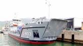 Un navire logistique fabriqué au Vietnam remis au Panama