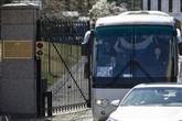 Affaire Skripal : diplomates russes et américains plient bagage