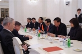 Vietnam-Russie : coopération renforcée entre les instances judiciaires