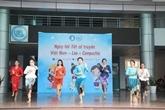 Fêtes du Nouvel An du Laos et du Cambodge célébrées à Hô Chi Minh-Ville