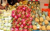 Fruits et légumes: les exportations en Europe ont le vent en poupe