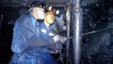 Vinacomin espère extraire 9,45 millions de tonnes de charbon brut