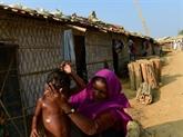 Malnutrition et anémie très élevées chez les enfants Rohingya