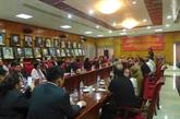 L'échange d'amitié Vietnam - Cuba s'ouvre à Hanoï