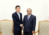 Le Premier ministre souligne les relations fructueuses entre le Vietnam et la République de Corée