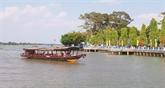 À la découverte du tourisme fluvial à Vinh Long