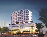 Saigon - Vinh Long, le plus grand hôtel de la province