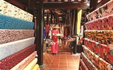 Mettre en valeur la soie vietnamienne