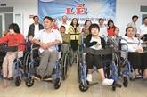 Pour une meilleure intégration des handicapés