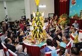 Le Nouvel An traditionnel du Laos célébré à Hanoï
