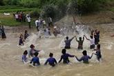 Le Têt de rejet de l'eau de l'ethnie Lao reconnu patrimoine culturel immatériel national