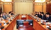 La SFI aide Hô Chi Minh-Ville dans la construction d'une ville intelligente