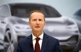 Volkswagen: un nouveau patron pour faire face aux