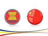 ASEAN - Chine: coopération pour la création de laboratoires scientifiques et technologiques communs
