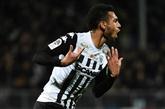Ligue 1: Nice freiné par Angers dans la course à l'Europe