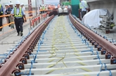 Accélération du projet de métro de Hô Chi Minh-Ville