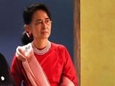 La conseillère d'État et ministre birman des AE effectuera une visite officielle au Vietnam