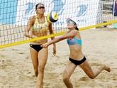 Bientôt le Championnat dAsie de volley-ball de plage féminin 2018