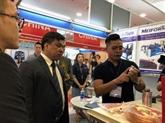 Plus de 200 labels à lexposition internationale HVACR Vietnam 2018