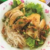 Hu tiêu khô - Salade de nouilles tièdes