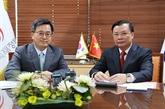 Renforcement de la coopération avec la République de Corée dans la finance