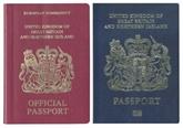 Le passeport post-Brexit sera fabriqué par un groupe français