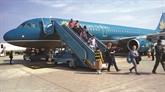 Le Vietnam exploitera 23 aéroports en 2020