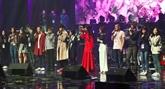 Kim Jong Un assiste à un concert d'artistes sud-coréens à Pyongyang