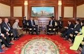 Hô Chi Minh-Ville souhaite intensifier sa coopération avec la Roumanie