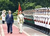Le partenariat de coopération intégrale Vietnam - Myanmar