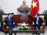 Le Vietnam déroule le tapis rouge aux entreprises du Guangxi (Chine)