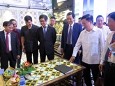 Contruction: ouverture de l'exposition Vietbuild Danang 2018