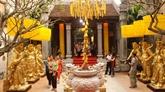Orfèvrerie: une fête traditionnelle dans le Vieux quartier de Hanoï